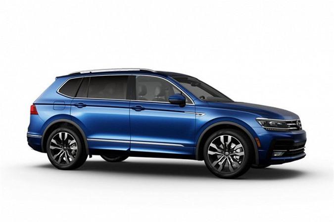 5 xe SUV cỡ trung tốt nhất năm 2019: Honda CR-V góp mặt - Hình 1