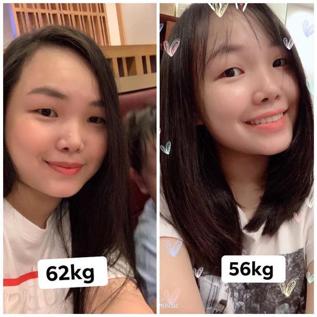 Cô bạn người Sài Gòn giảm cân nhanh trong 1 tháng, mặt nhỏ gọn lại nhờ thay đổi cách ăn truyền thống - Hình 1