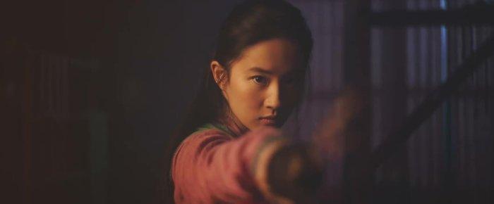 Dân mạng Trung khen nức nở trailer Hoa Mộc Lan của Lưu Diệc Phi: Mắt nhìn người của Disney tốt đấy - Hình 1