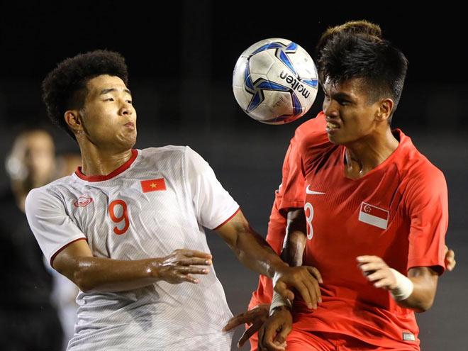 Đức Chinh dẫn đầu Vua phá lưới SEA Games: Đua với SAO đắt nhất U22 Indonesia - Hình 1