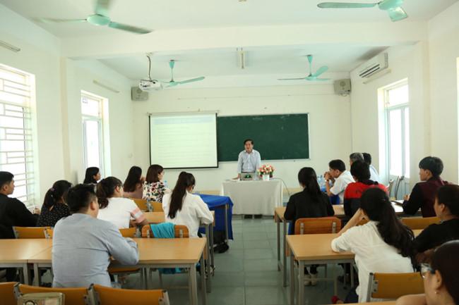 Hỗ trợ giảng viên trẻ nghiên cứu khoa học: Xây dựng môi trường học thuật - Hình 1