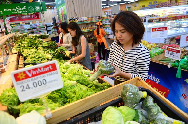 Cổ phiếu Masan tăng trở lại sau 3 phiên lao dốc, Masan Consumer vẫn cắm đầu - Hình 1