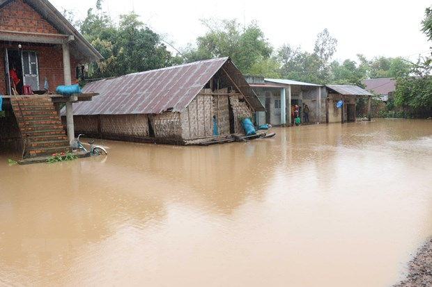 Germanwatch: Việt Nam chịu thiệt hại nặng nề do biến đổi khí hậu - Hình 1