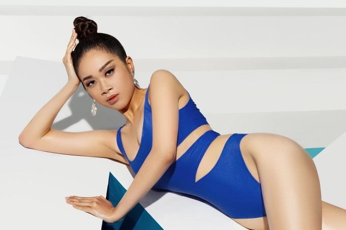 Nữ CEO chi 400 triệu thi Hoa hậu Hoàn vũ VN - Hình 1