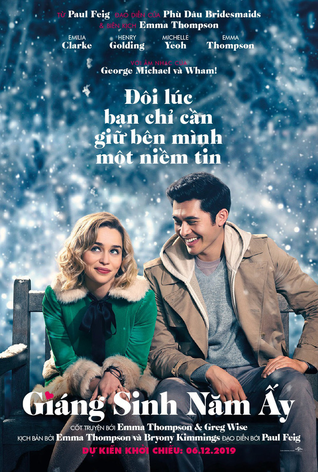 Tình yêu Giáng Sinh của Mẹ Rồng và rich kid của Crazy Rich Asians không cần drama vẫn đáng xem vì quá ngọt ngào! - Hình 1
