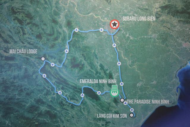 500km với Subaru Forester: 10 điểm cộng/trừ của đối trọng Honda CR-V - Hình 1