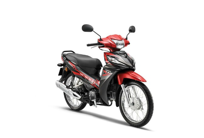 Cận cảnh 2020 Honda Wave Alpha vừa ra thị trường Đông Nam Á - Hình 1