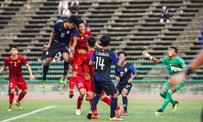 CĐV Campuchia: Chúng ta sẽ hạ U22 Việt Nam, hẹn Myanmar đá chung kết - Hình 1