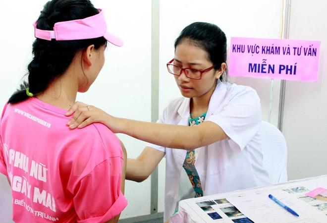 Có thể chữa khỏi ung thư vú nếu phát hiện ở giai đoạn đầu - Hình 1