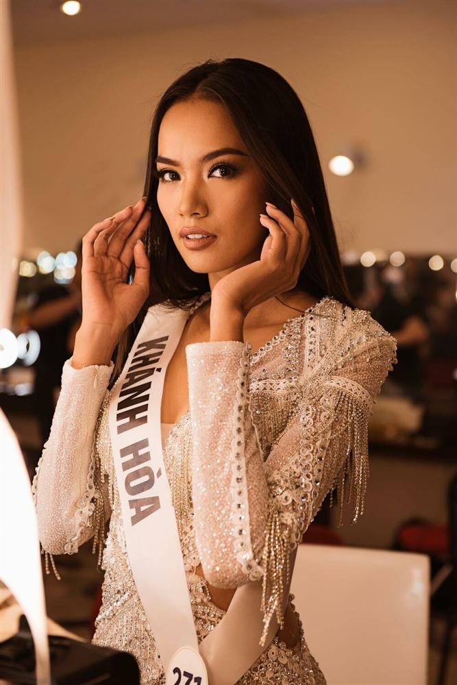 Dàn mẫu kỳ cựu dự đoán Lê Hoàng Phương đăng quang Hoa hậu Hoàn vũ Việt Nam 2019 - Hình 1