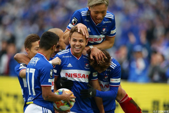 Hậu vệ Thái Lan vô địch J.League 2019 - Hình 1