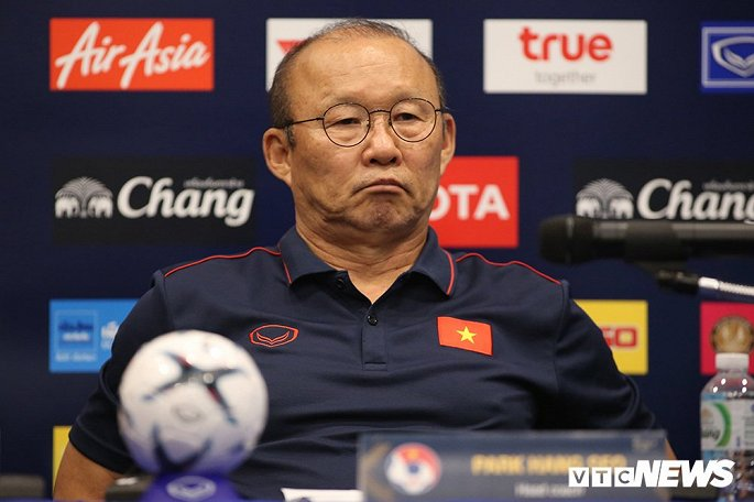 HLV Park Hang Seo: Nhân dân Việt Nam chờ vô địch SEA Games 60 năm, chúng tôi quyết phải thắng - Hình 1