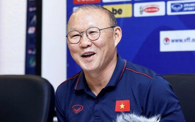 HLV Park Hang Seo: Tiến Linh không vui khi bị tôi thay ra - Hình 1