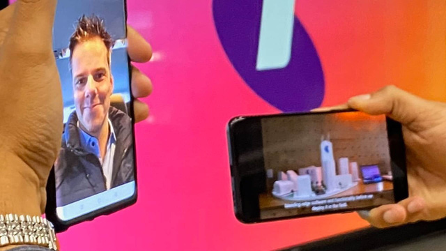 Oppo thực hiện thành công cuộc gọi DSS 5G đầu tiên trên thế giới - Hình 1
