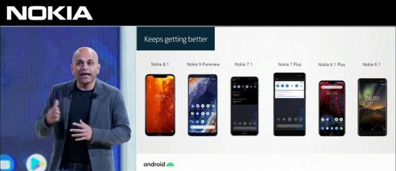 Thời điểm cập nhật Android 10 cho Nokia 7.1, Nokia 6.1, Nokia 6.1 Plus, Nokia 7 Plus, Nokia 6.2 và Nokia 7.2 đây rồi - Hình 1
