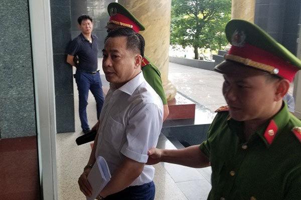 Vũ 'nhôm' và 2 cựu Chủ tịch Đà Nẵng bị đưa ra Hà Nội xét xử - Hình 1