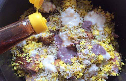 Cách nấu giả cầy giò heo đơn giản tại nhà mà lại thơm ngon đặc biệt - Hình 3