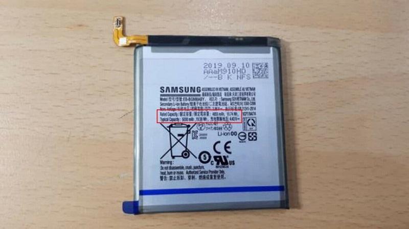 Galaxy S11 plus sẽ được trang bị dung lượng pin khủng lên tới 5.000mAh, cùng với công nghệ sạc nhanh 45W - Hình 1