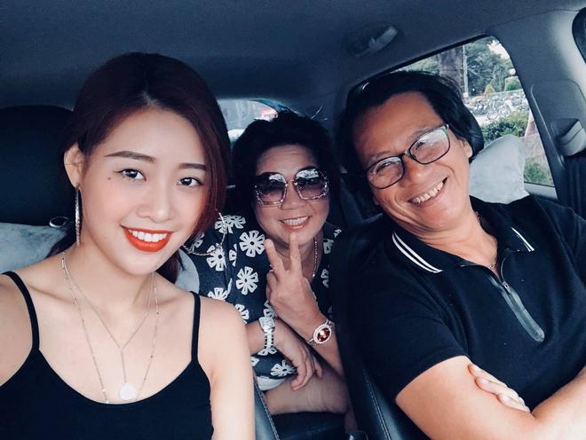 Hoa hậu Hoàn vũ Khánh Vân giỏi võ, thích lái môtô - Hình 1