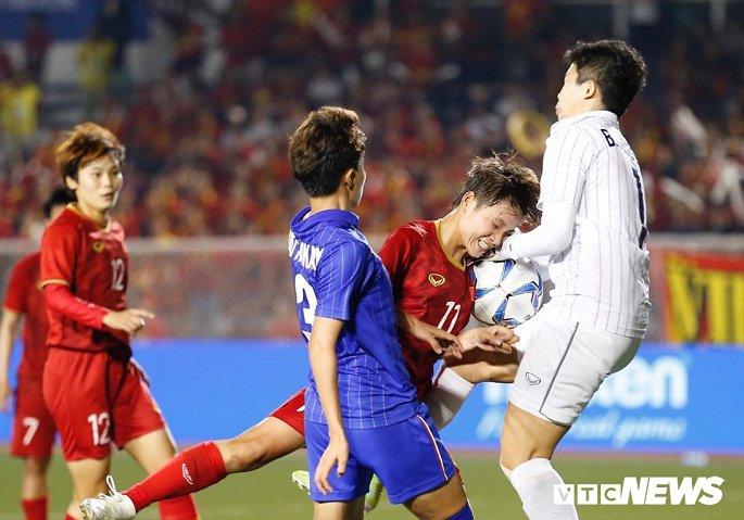 Kiên cường đánh bại Thái Lan, tuyển bóng đá nữ Việt Nam vô địch SEA Games 30 - Hình 1