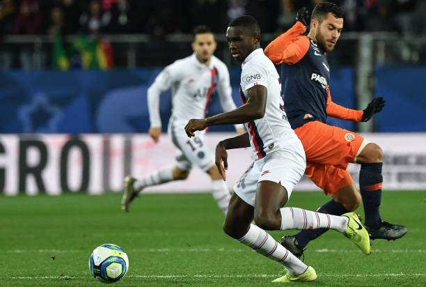 Montpellier 1-3 PSG: Show diễn của Neymar - Hình 1