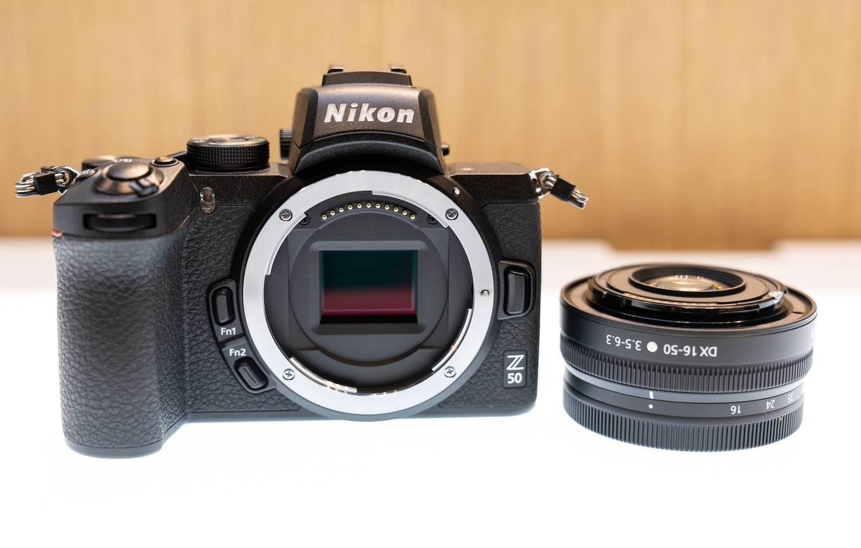 Nikon Z50 về Việt Nam - Hình 1