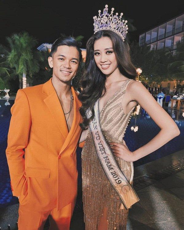 Trọng Hiếu tự hào kinh khủng khiếp vì Việt Nam có hoa hậu Nguyễn Trần Khánh Vân - Hình 1
