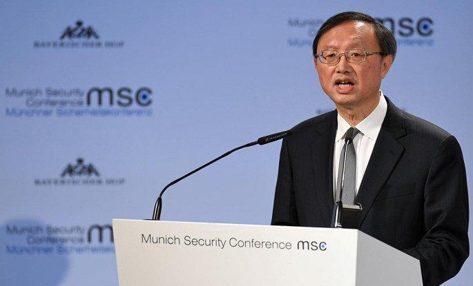 Trung Quốc lại yêu cầu Mỹ ngừng can thiệp vào công việc nội bộ - Hình 1