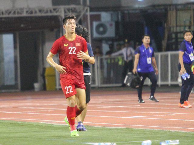 U22 Việt Nam nguy cơ mất trọng pháo trong trận chung kết SEA Games 30 - Hình 1