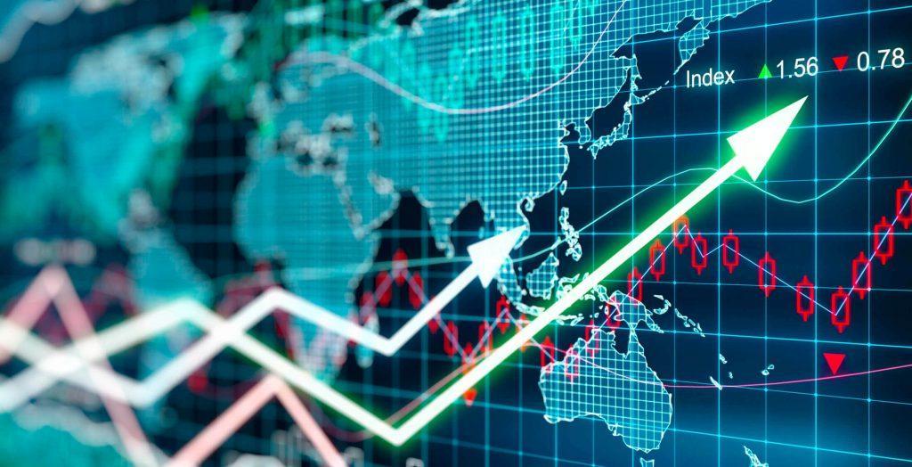 Cổ phiếu ngân hàng lao dốc, chứng khoán tăng giảm trái chiều - Hình 1