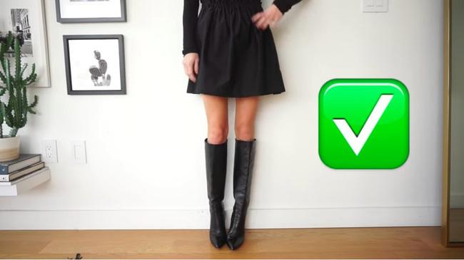 Công thức chuẩn giúp các nàng diện boots sang chảnh - Hình 17