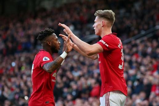 Fred lên tiếng khi đá cạnh McTominay, tuyên bố 1 điều về Man Utd - Hình 2