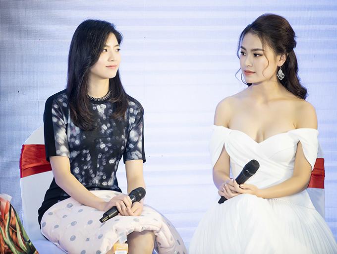 Hoa hậu Hàn Quốc 2014 hội ngộ người đẹp Ngọc Vân - Hình 6
