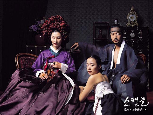 Loạt cảnh nóng chưa từng hết sốc ở phim cổ trang xứ Hàn: Mợ ngố Song Ji Hyo quay cảnh nhạy cảm tận 40 lần? - Hình 1