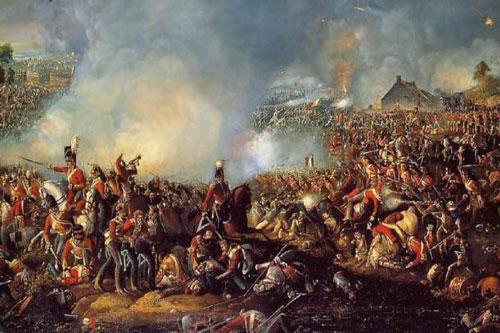Sự thật hãi hùng về trận Waterloo nổi tiếng lịch sử - Hình 1
