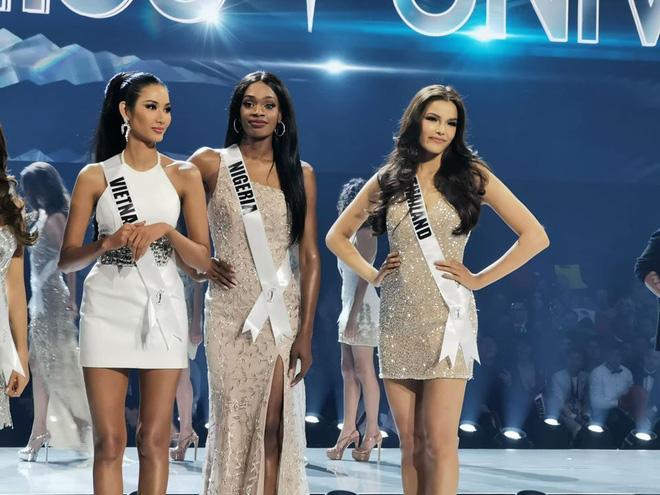 Trọn vẹn màn phát biểu của Hoàng Thùy khi lọt Top 20: Cô bé bán hàng rong trên xe lửa đến Miss Universe, tôi đã làm được! - Hình 1
