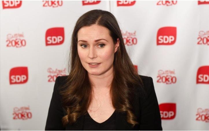Vẻ đẹp dịu dàng của nữ thủ tướng trẻ nhất thế giới - Hình 1