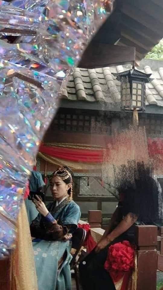 Yến Vân Đài: Từng vướng tin đồn bị Đường Yên chèn ép, Xa Thi Mạn lộ ảnh xinh đẹp hiếm hoi - Hình 1