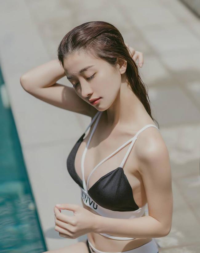Hot girl tuổi Hợi mệnh danh ngọc nữ hút hàng triệu fan - Hình 16