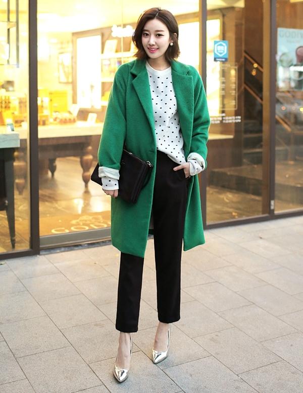 Gợi ý màu sắc trang phục giúp hút tài lộc trong năm mới - Hình 10