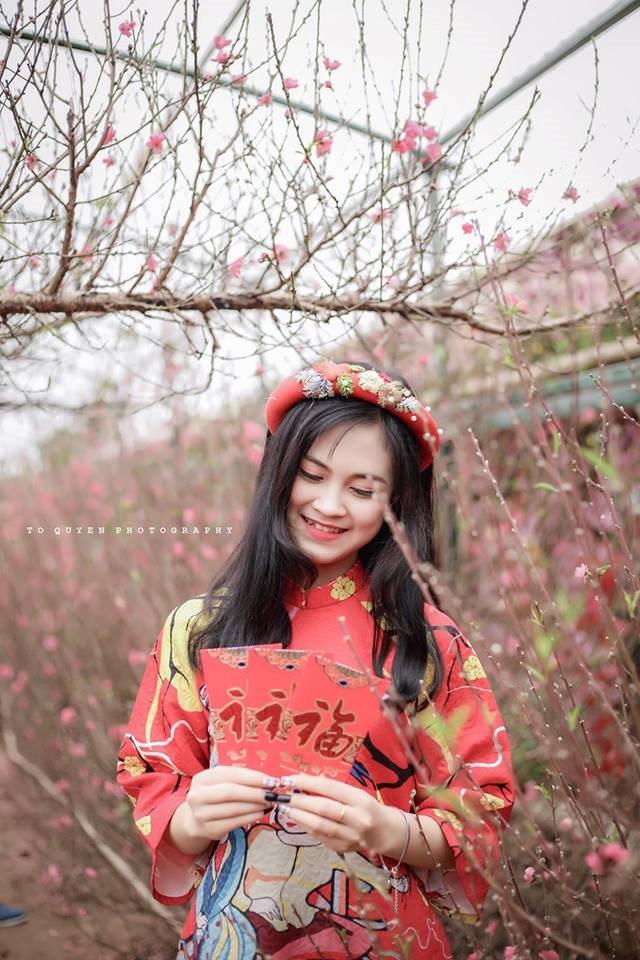 Vẻ đẹp gây thương nhớ của cô nàng 2k Phú Thọ lọt top hotgirl Thế giới - Hình 5