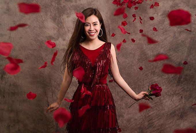 Anh Tài - Vũ Ngọc Ánh chụp ảnh Valentine trước hôn lễ - Hình 7