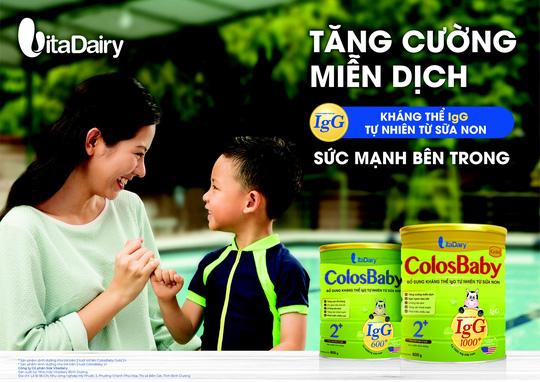 Sữa non quan trọng thế nào đối với hệ miễn dịch của trẻ? - Hình 2