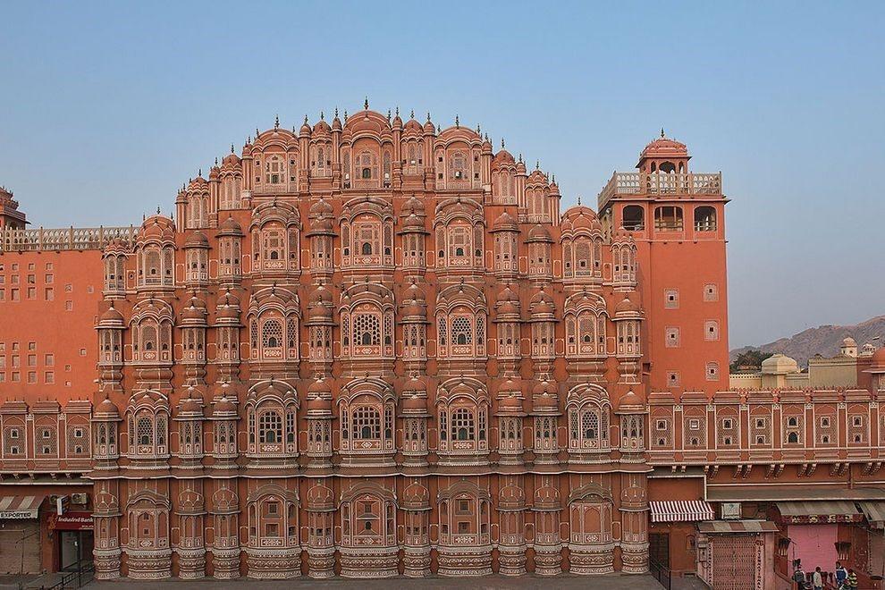 Chiêm ngưỡng 6 cảnh đẹp ngoạn mục ở Rajasthan, Ấn Độ - Hình 3