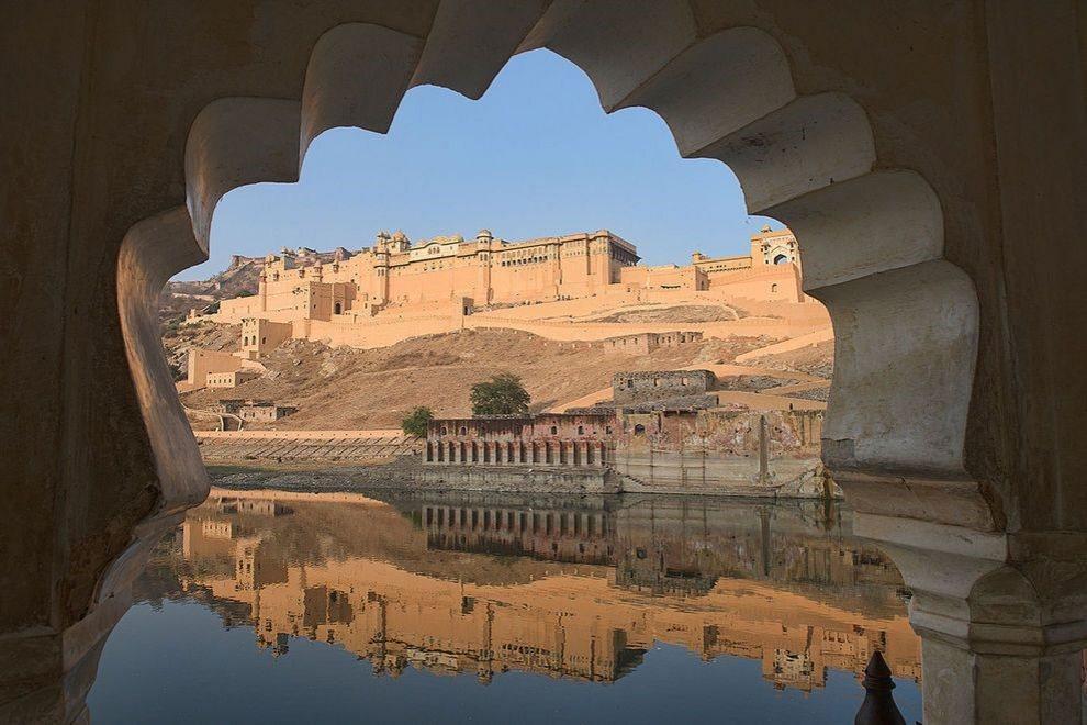Chiêm ngưỡng 6 cảnh đẹp ngoạn mục ở Rajasthan, Ấn Độ - Hình 1