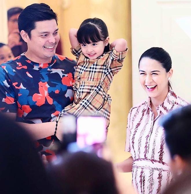 Con gái 4 tuổi của mỹ nhân đẹp nhất Philippines gây sốt vì xinh đẹp - Hình 2