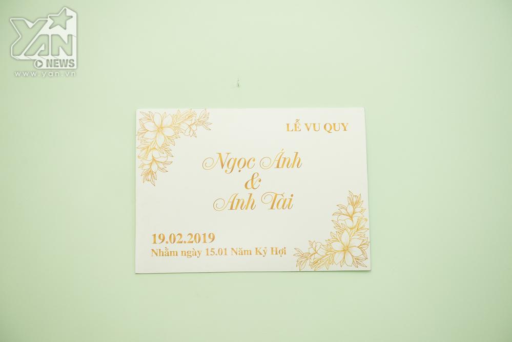 Không gian đám cưới tại tư gia của nữ diễn viên Gạo nếp gạo tẻ và ông xã soái ca - Hình 5