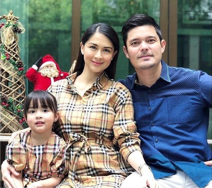 Học lỏm mỹ nhân đẹp nhất Philippines diện đồ mẹ con ngày Tết cực đẹp - Hình 9