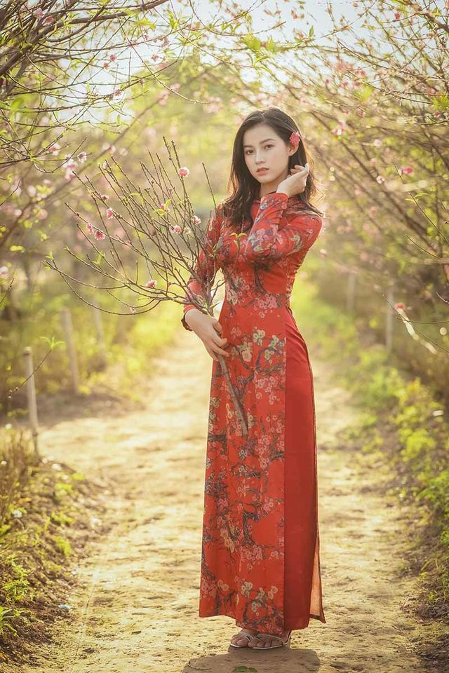 Kế hoạch du lịch Tết cùng gia đình của nữ sinh Bắc Giang xinh đẹp - Hình 8
