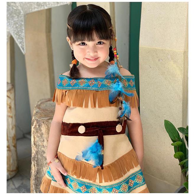 Những nhóc tỳ đẹp như tiên tử nhà dàn sao châu Á: Không ít bé lớn lên trong hoàn cảnh đáng thương - Hình 8